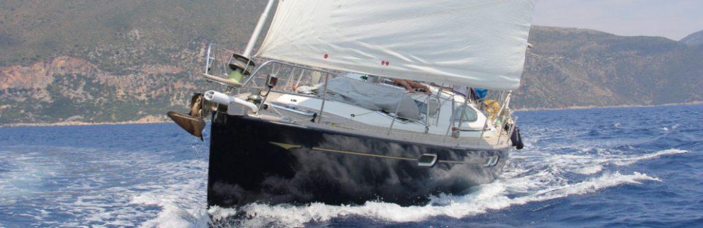 Sun Odyssey 54 DS ''Felicità'', Jeanneau Sun Odyssey 54 DS, Jeanneau 54, 54 DS