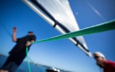 Mitmachen beim segeln in Korfu mit Korfu Segeln