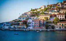 Griechische Ortschaften besuchen beim segeln in Korfu mit Korfu Segeln