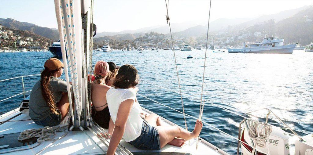 Mitsegeln bei Korfu Segeln, Yacht mit Skipper chartern