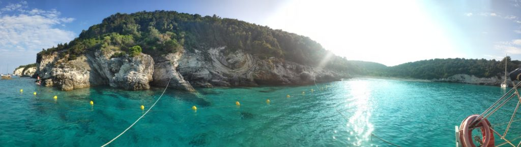 Flottille, Korfu-Segeln-Flottille, Korfu-Segeln, Flottillensegeln, Segeln, Korfu, Antipaxos