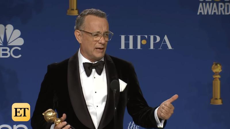 Tom Hanks Greece is a heaven