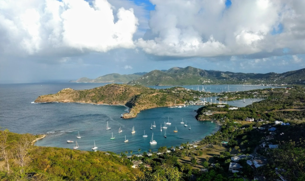 Yachtcharter Segeln in der Karibik statt Corona Panik