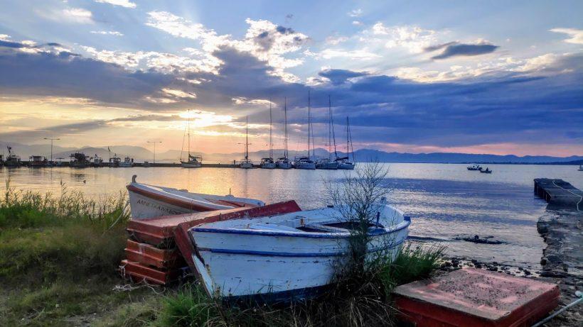 Ein Morgen in Petriti