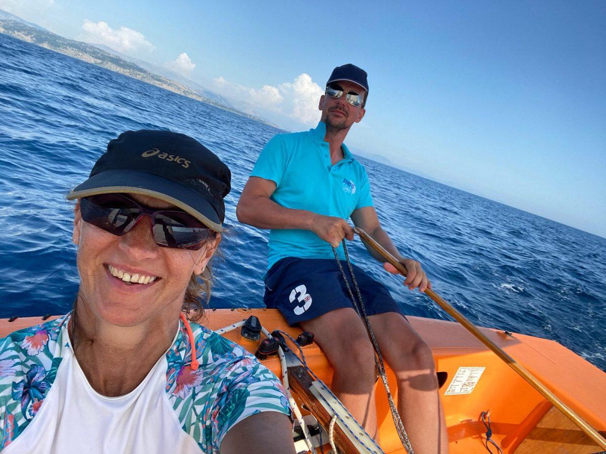 Tagesfahrt mit Korfu Segeln bei Erfahrungen Post Corona