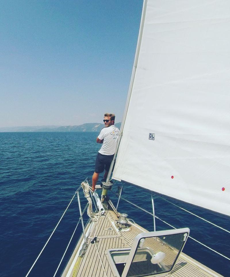 Ionisches Meer Segeln