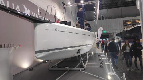 Boot Düsseldorf Intalia Yachts Bug Design