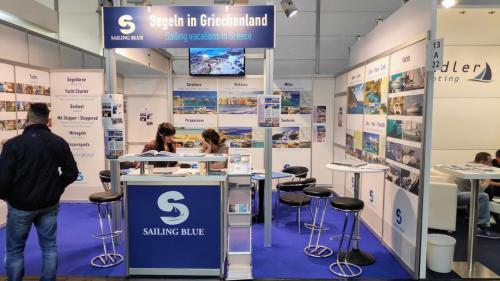 Boot Düsseldorf Segeln in Griechenland