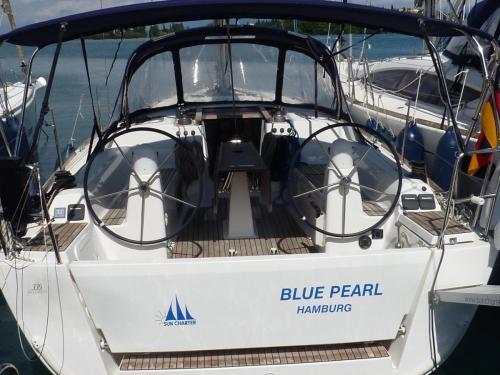 Korfu Segeln Blue Pearl 2
