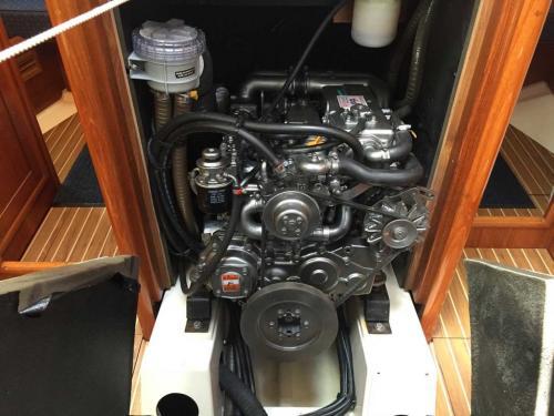 Korfu Segeln Joy Motor