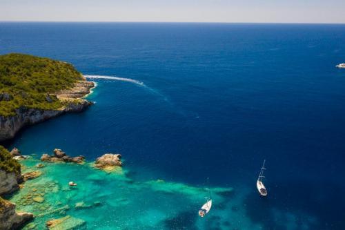 Korfu_Segeln_Flottille_Traumhafte Buchten