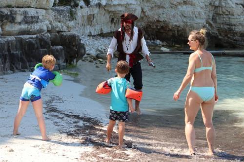 Pirat kommt entgegen