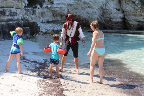 Pirat stellt fragen