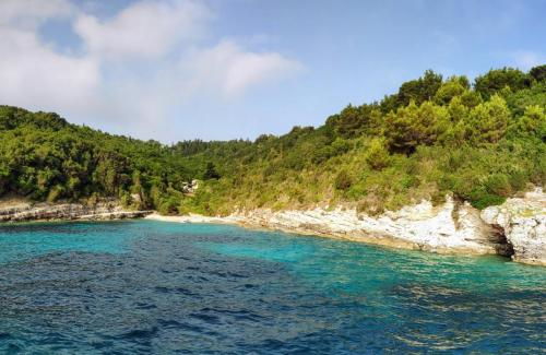 Rund Korfu exklusive Buchten und Ankerplätze 13
